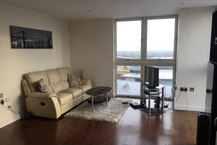 1 Bed Apartment, Lower 12th Street, Milton Keynes, MK9